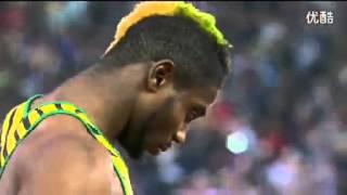 2014英联邦运动会 男子4x100米决赛 博尔特率领牙买加37秒58破记录夺冠【官方版】 标清