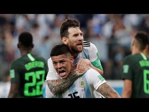 MESSI AND ROJO SAVE ARGENTINA! | NIGERIA 1-2 ARGENTINA POST MATCH REACTION | 2018 WORLD CUP