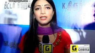 shruti haasan talks about 7 aum arivu