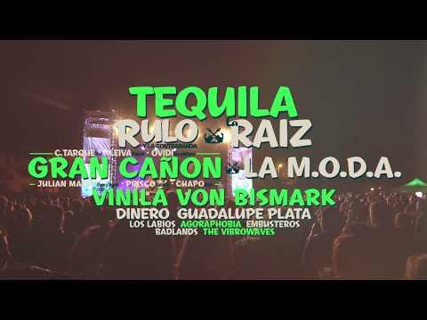 Presentación Tequila Montgorock 2018