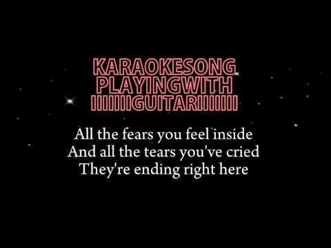 Maudy Ayunda feat David Choi By My Side (Acoustic Karaoke Version)