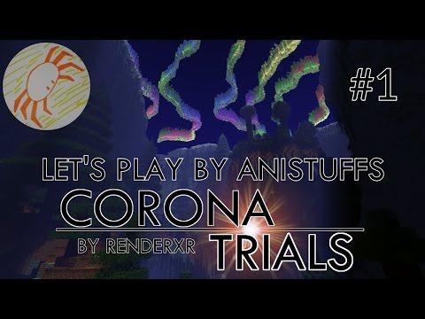 Let's Stream Corona Trials - Episode 1: The Trials Begin