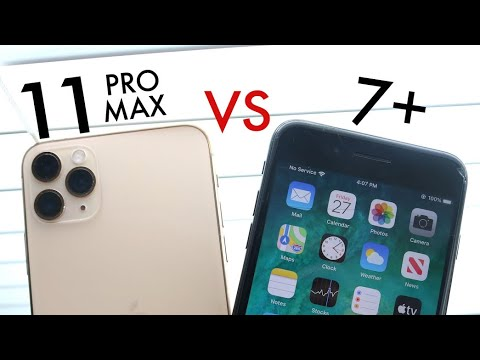 iphone 11 pro max vs iphone 7 plus should you upgrade. Black Bedroom Furniture Sets. Home Design Ideas