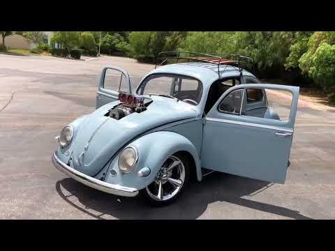 1958 Volkswagen Blown Bug FOR SALE 951.694.4411 #1958BlownBug