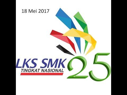 18 Mei 2017 Live Streaming LKS Nasional 2017 Bidang Printing