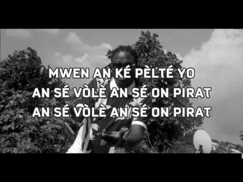 T Kimp Gee - Chantè A Métro Lyrics Paroles