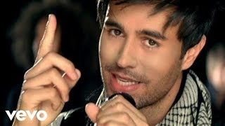 Repeat youtube video Enrique Iglesias, Juan Luis Guerra - Cuando Me Enamoro