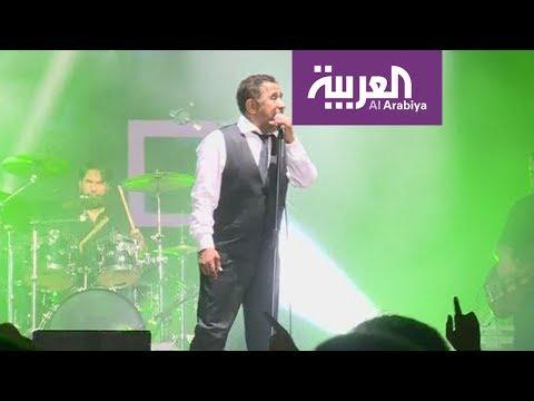 آلاف السعوديين يختتمون أسبوعهم مع الشاب خالد  - 20:21-2017 / 12 / 16