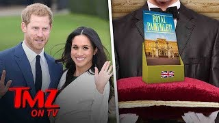 The Royal Family Barred From Taking Selfies! | TMZ TV