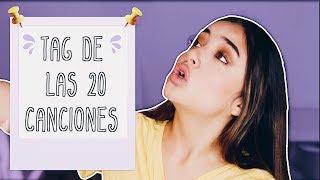 TAG DE LAS 20 CANCIONES - Little Vale