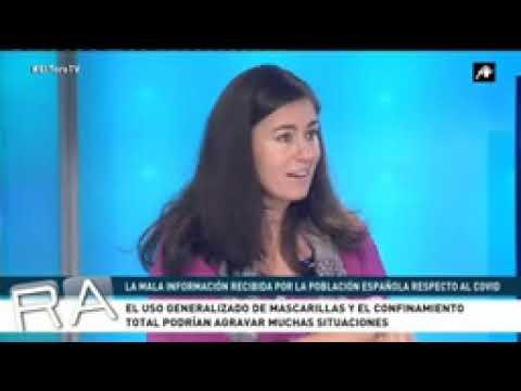 Natalia Prego asegura que la población admite sin cuestionarlo las medidas contra el co