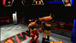Ready 2 Rumble Boxing (N64) - Arcade Mode Featuring Afro Thunder 1/3