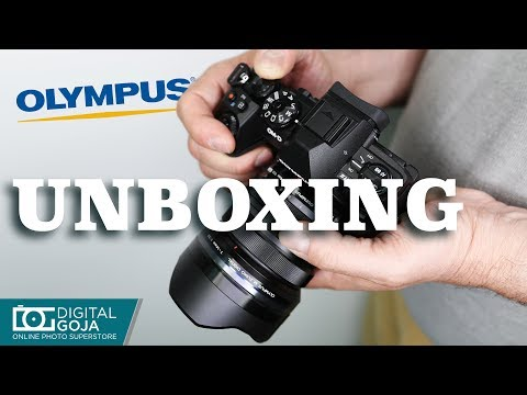 Olympus OM-D E-M1 Mark II First Impression I Unboxing Review