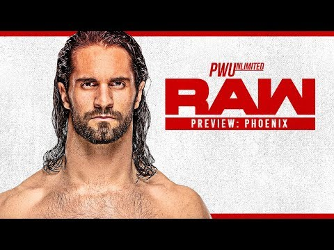 Preview For Tonight's Monday Night RAW In Phoenix