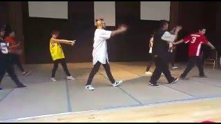 Born to Dance Crew- Dia Internacional de la Danza