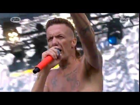 Die Antwoord - Enter the Ninja live , Pukkelpop 2014