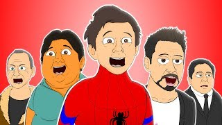 ♪ SPIDER-MAN: HOMECOMING THE MUSICAL - Animated Parody Song
