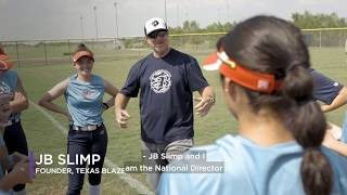 Texas Blaze - J.B. Slimp Spotlight