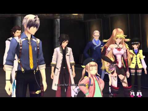 Tales of Xillia 2 English - Part 16: Boss: Rideaux or Julius (Chapter 7 End)