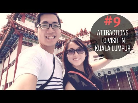 KUALA LUMPUR TOP 9 PLACES TO VISIT & THINGS TO DO │Travel Ma