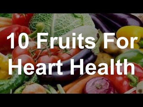 10 Fruits For Heart Health - Best Foods For Heart Health