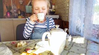 VLOG: Детский чайный сервиз на 6 персон 3.05.2017