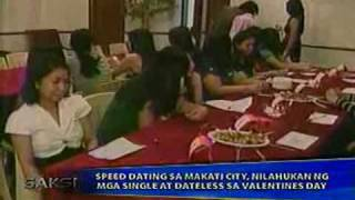 Masterminds Events Speed Dating in Saksi Feb 10, 2010