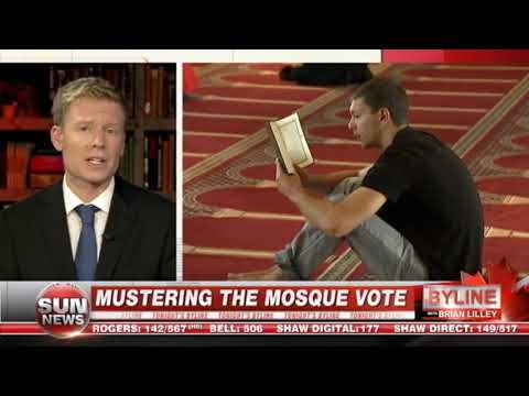 Trudeau mustering the mosque vote