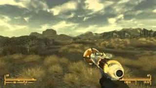 Fallout: New Vegas-Enclave Crashed Vertibird/Tesla-Beaton Prototype Guide