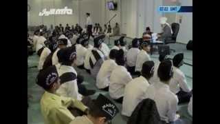 Gulshan-e-Waqfe Nau USA 24 June 2012, Educational class with Hadhrat Mirza Masroor Ahmad