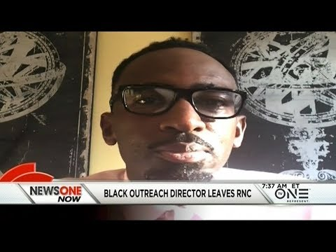 Telly Lovelace, Former Director of Black Outreach Explains Why He Left The RNC