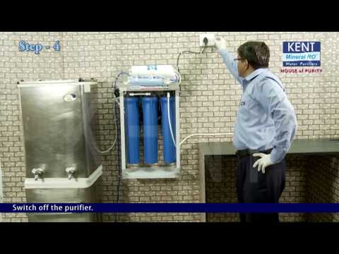 RO+UF+TDS Water Purifier: How to Install Guide Kent Elite II | Kent