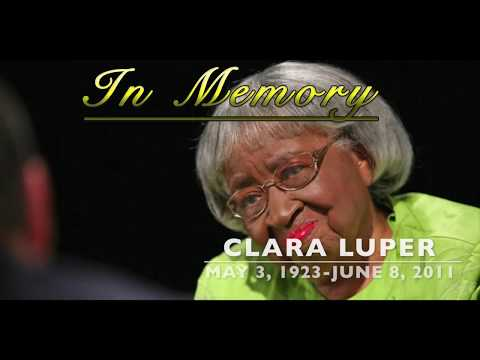 Clara Luper: Her Stand in the Civil Rights Movement