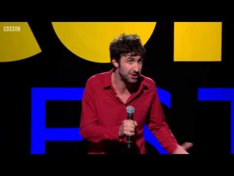 Mark Watson Edinburgh Comedy Fest Live 2014