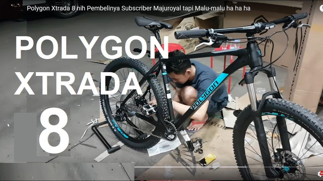 78+ Gambar Sepeda Gunung Polygon Xtrada Kekinian