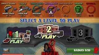 Game play jugando Tequila zombies 2 Parte #1