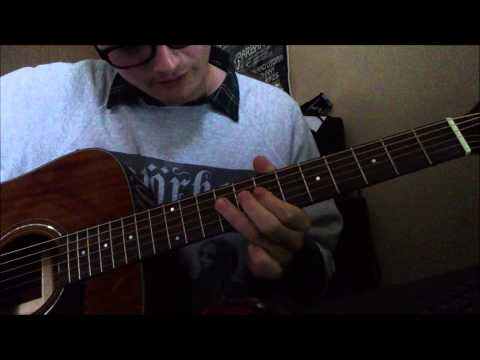 How to play Deathcamp by Tyler the Creator on Guitar