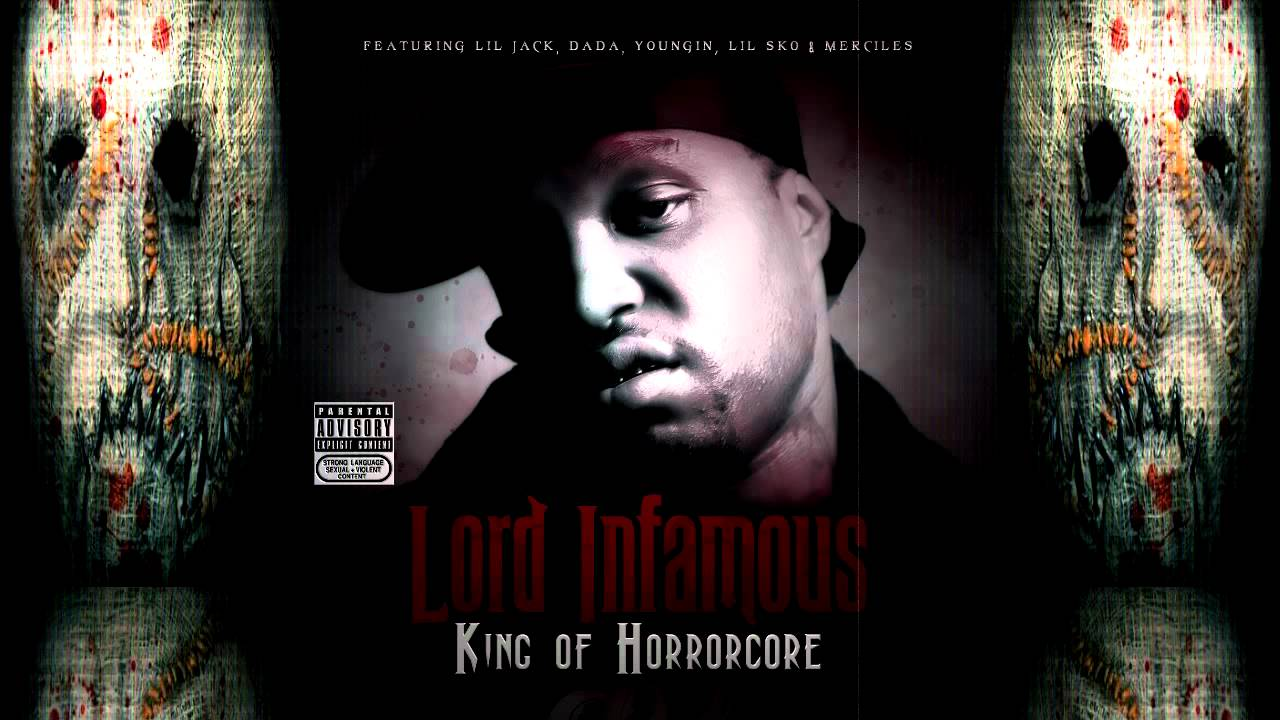 Lord Infamous: DARKNESS OF DA KUT (KING OF HORRORCORE