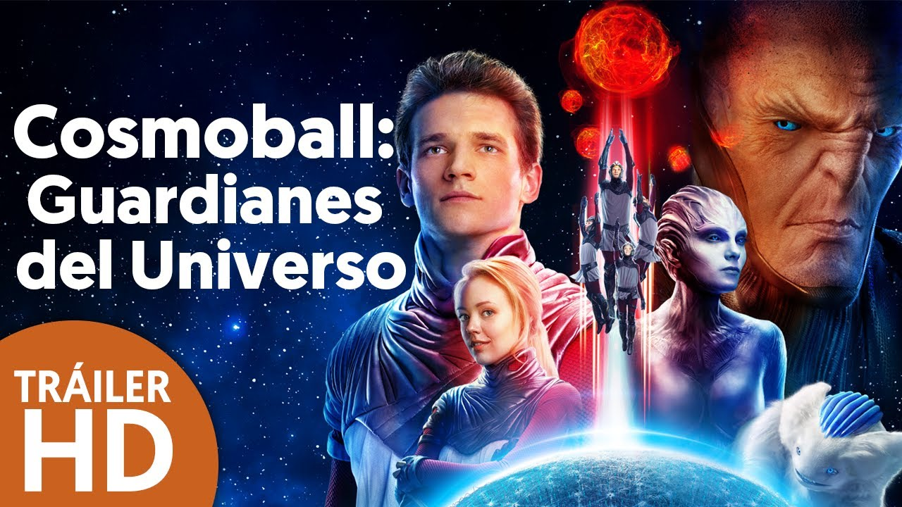 Download Cosmoball: guardianes del universo - Trailer  [HD] - 2021    Filmelier