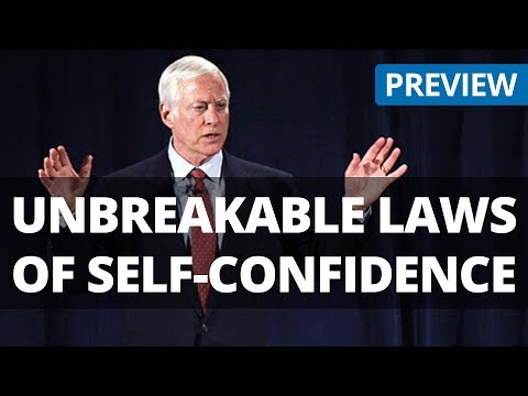 Brian Tracy – Unbreakable Laws Of Self-Confidence Motivational Video Preview from Seminars on DVD