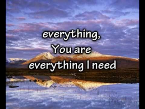 Kutless - Everything I Need - Worship Video With Lyrics
