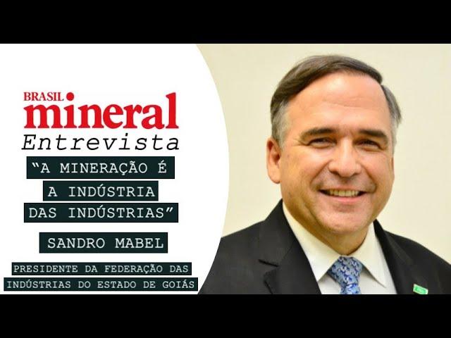Mineração pode aumentar participação no PIB