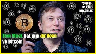 Elon Musk bất ngờ dự đoán về Bitcoin, các tỷ phú không thể ngồi yên