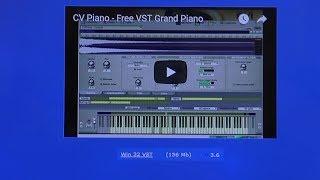 Free Piano VST = Virus?