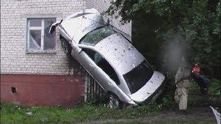 BMW 5 Series Crash Compilation