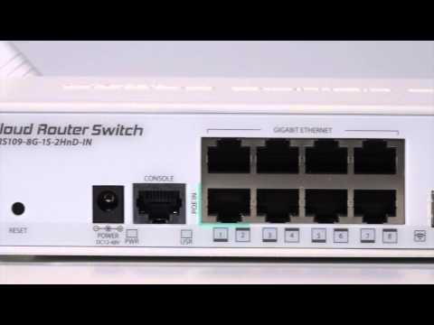 Mikrotik Cloud Router Switch
