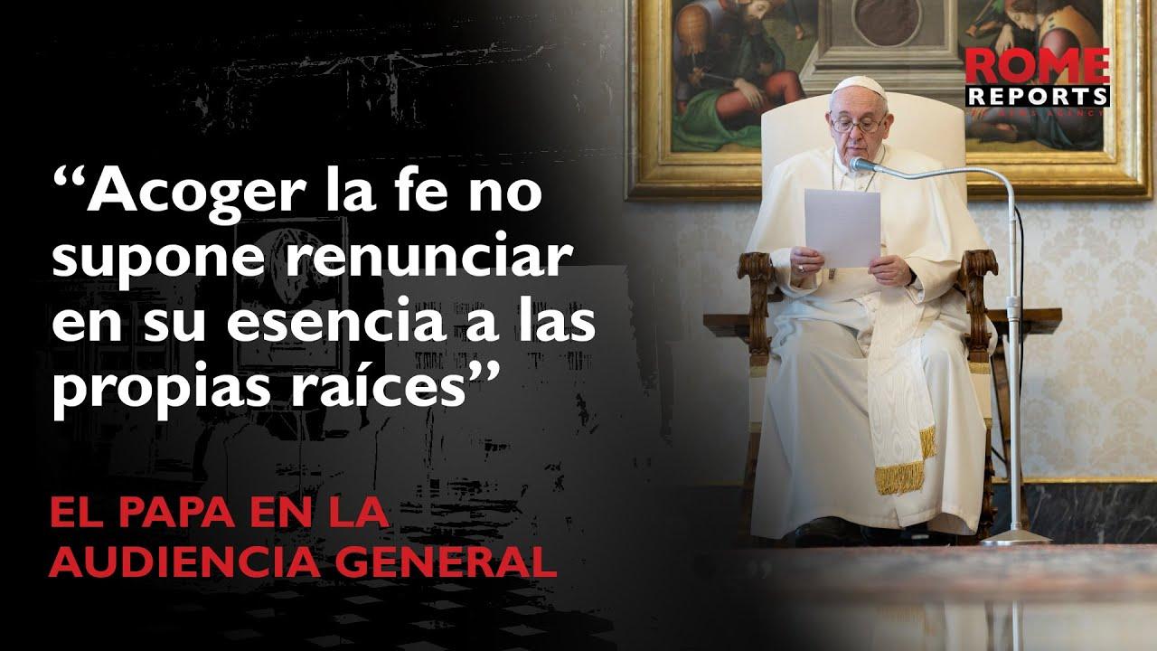 «La Iglesia tiene en su naturaleza misma la apertura a todos los pueblos y culturas»