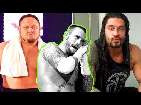 CM PUNK NOT DONE WITH UFC? REIGNS ROID RING UPDATE! Going in Raw Pro Wrestling WWE & News Podcast