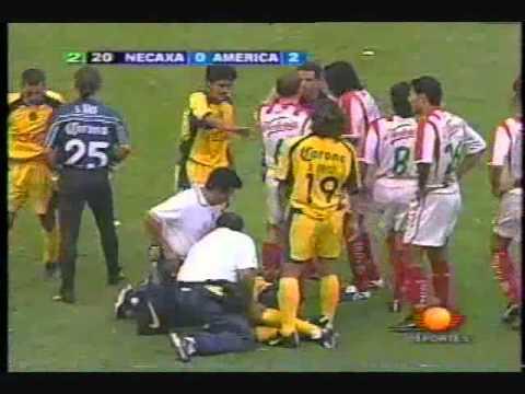 Final Verano 2002 - Necaxa Vs. América  ***Futbol Retro***