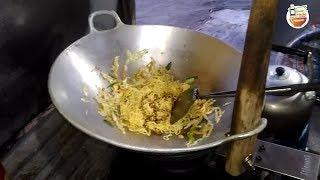 ISTIMEWANYA !!! CAPCAY TELOR MIE DAN NASI GORENG AYAM | YOGYAKARTA STREET FOOD #BikinNgiler